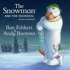 Ilan Eshkeri & Andy Burrows The Snowman & Snowdog CD Soundtrack Brand New 2013