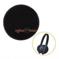 Replacement Foam Ear Pads Earpads 82mm For Sennheiser HD433 HD440II Headphone