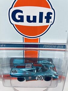 Hot Wheels RLC Porsche 917k Gulf (#01237/4000) - MINT -