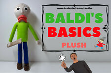 Baldi plush inspired on Baldi character from Baldi's Basic game made to order