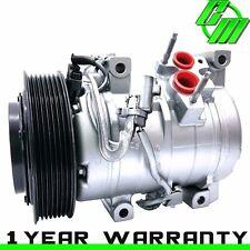 A/C Compressor Fits Toyota Camry 02-06, Highlander 01-07, Solara 02-08 OEM