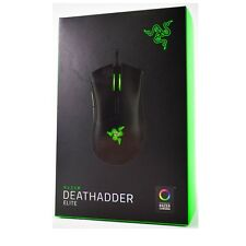 Razer DeathAdder Elite 2016 Chroma Ergonomic Gaming Mouse 16,000 DPI New TM