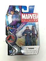 """DARK HAWKEYE Marvel Universe Series 5 #12 action figure 3.75 """" DAMAGED PACKAGING"""