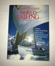 The Illustrated Encyclopedia of World Sailing David Pelly Hardcover Book 1989