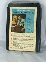 8 TRACK TAPE Don & Lois PLay COUNTRY & WESTERN Thier Style Cassette FS EUC