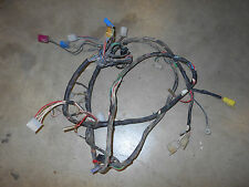 yamaha xc125 riva 125 main wiring wire harness loom wires 1985 1986 1987
