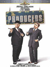 The Producers (DVD, 2002, Special Edition) Brand New, Sealed