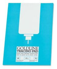 63gsm A3 Goldline Tracing Paper Pad (50 Sheet Pad)