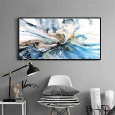 Wall Art Pictures Living Room Home Decor Abstract Unreal Clouds Canvas Painting