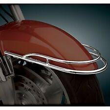 Honda 02-08 VTX1800 Retro VTX 1800 Show Chrome Front Fender Rail 55-137