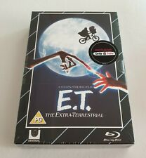E.T. - VHS Range (HMV Exclusive) - Limited Edition Blu-ray - New sealed