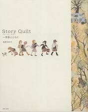 QUILT STORY - Japanese Patchwork Craft Book