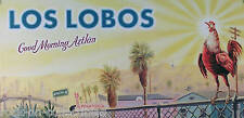 LOS LOBOS 2002 GOOD MORNING AZTLAN 2-SIDED ORIGINAL PROMO POSTER
