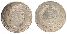 FRANCE 1/4 Franc   LOUIS-PHILIPPE I 1834 A