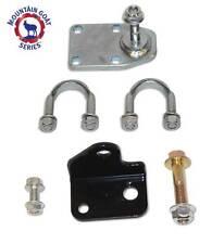Front Steering Stabilizer Relocation Kit | Jeep® JK Wrangler