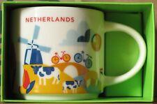 Starbucks You Are Here YAH City Mug NIEDERLANDE NETHERLANDS, 14 oz neu mit SKU