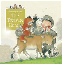The Treasure Hunt (Tales From Percy's Park), Butterworth, Nick, Very Good condit