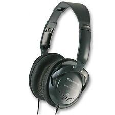 Panasonic RP-HT225 Full Size Over Ear DJ Headphones Brand New