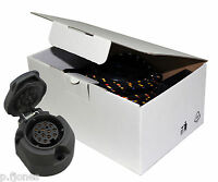 Towbar Electrics For Ford C-Max (5 Seat) 2010 On 13 Pin Wiring Kit