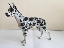 Rosenthal - Dogge Porzellan Hund / Great Dane Porcelain Dog Figurine TOP HUND