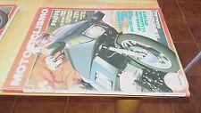 MOTOCICLISMO #  1-GENNAIO 1985-BMW K100 RT 1000-KAWASAKI 750 TURBO-VESPA P 125