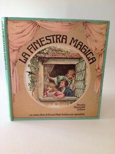 ILLUSTRATO INFANZIA - ERNEST NISTER - LA FINESTRA MAGICA - MONDADORI 1982