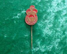 The Beatles - Anstecknadel (Pin) Nadel Memorabilia 60's (red)