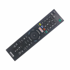 New TV Remote Replacement for Sony XBR55X810C XBR-75X900C XBR-75X850D
