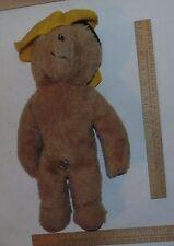 14 inch EDEN BEAR - Wind Up Musical PADDINGTON BEAR - As Is