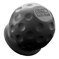 Alko Soft Towball Protector/ Cover - Car / Caravan / Trailer / Hitch - black