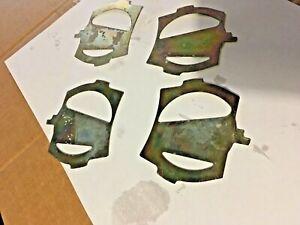 Classic Mini Brake anti rattle shims for 8.4 discs