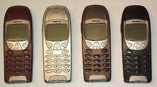Guterhaltenes Nokia 6210 Handy | Rechnung | 1 Jahr Gewährleistung (o. Simlock)