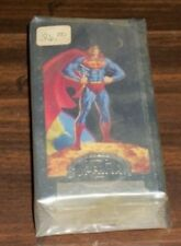 Superman Platinum 90 Card Set + Forged In Steel & Spectra-Etched Inserts VF/NM