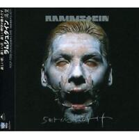 Rammstein Sehnsucht Extra tracks Japan CD POCP-7299 New w/OBI