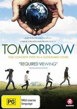 Tomorrow - Melanie Laurent NEW R4 DVD
