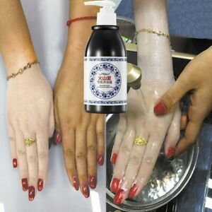 250ml Volcanic Mud Shower Gel Whole Body Wash Fast Whitening Deep Clean Skin
