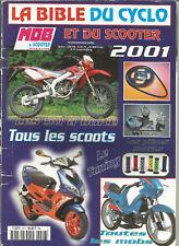 la bible du cyclo numéro 18 année 2001