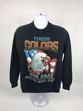 VTG 1990 Operation Desert Storm USA Crewneck Sweatshirt Size Large(Fits Medium)