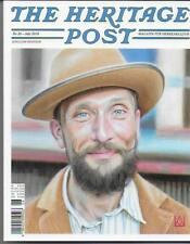 The Heritage Post - Issue 26 / July.18(NEW),*Post included to UK/EU