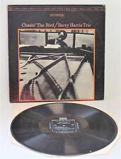BARRY HARRIS TRIO 'Chasin' The Bird' 1962 Vinyl LP on Riverside Stereo  - H17