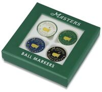 2021 Masters Tournament Augusta National Ball Markers Golf Tiger Woods ⛳️ 🔥