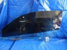 Infiniti NISSAN OEM 17-18 Q60-Door Window Glass Left 803015CA0A
