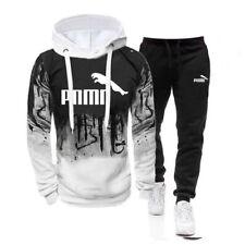Herren Jogging Sweatshirt Jogginganzug Sportanzug Trainingsanzug Hoodie Hose