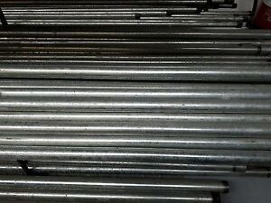 """GALVANISED PIPE CUT LENGTHS TO EN10255/BS1387 1/2"""" TO 2""""NB SIZE PLAIN OR THREAD"""