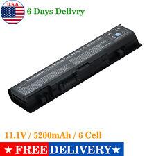 NEW Laptop battery for Dell Studio 1535 1536 1555 1557 1558 laptop WU946