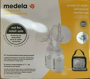 Medela Pump In Style Advanced Starter Set Double Electric Breast Pump