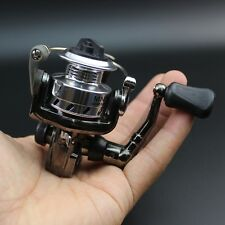 New Light Weight Ultra Smooth Powerful Spinning Fishing Reel Mini Pole Saltwater