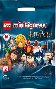 Harry Potter Minifigure lego 70128 Blind Bag Series 2 Brand New Sealed