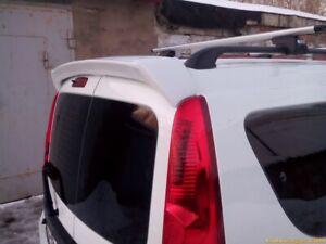 Dacia / Renault Logan MCV 2006 - ( Lada Largus ) rear trunk  spoiler
