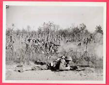 1941 Airborne Task Force Attacks Maxton Airport North Carolina 7x9 News Photo